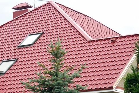 Купить металлочерепицу в Самаре недорого от производителя для крыши, цена от 246 рублей за метр