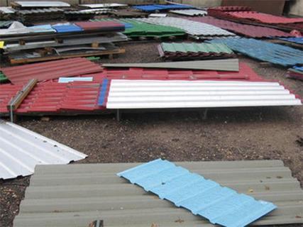 Купить профнастил в МеталлСоюз Самара с ценой за лист от 150 рублей на забор